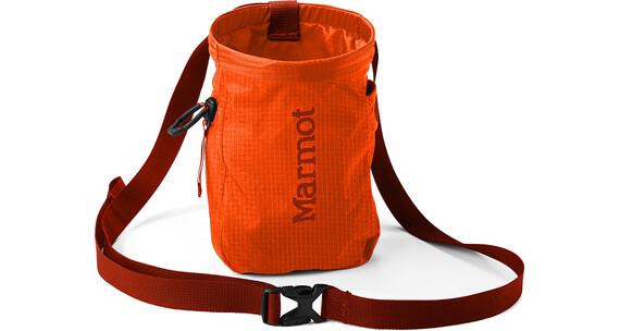 Marmot Rock Chalk Bag Blaze/Rusted Orange